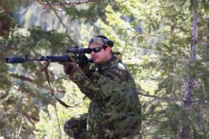 outdoor laser tag sniper
